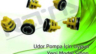 Udor Pump New Valve
