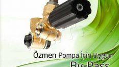 Özmen Pompa Bypass Fiyatı : Yerli 150 TL İthal 200 TL