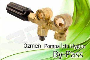 ozmen pompa bypass