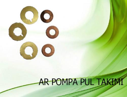 AR Pompa Pul Takımı