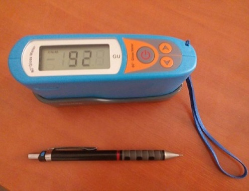 Glossmeter – Glossmetre – Yüzey Parlaklığı Ölçme Cihazı