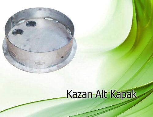 Kazan Alt Kapak