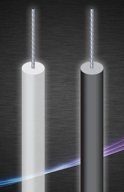 silikon buji kablosu
