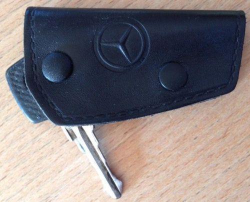 klasik mercedes deri anahtarlik - Klasik Mercedes Anahtarlık Deri
