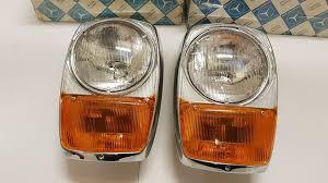 Mercedes W115 - W114 Usa Amerikan Far