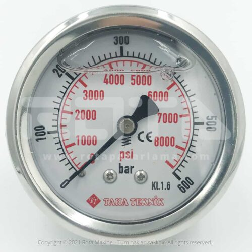 Rota Basincli Yikama Makinesi Basinc Saati Manometre 2 500x500 - Ahtapot Kurutma Makinesi Rezistansı