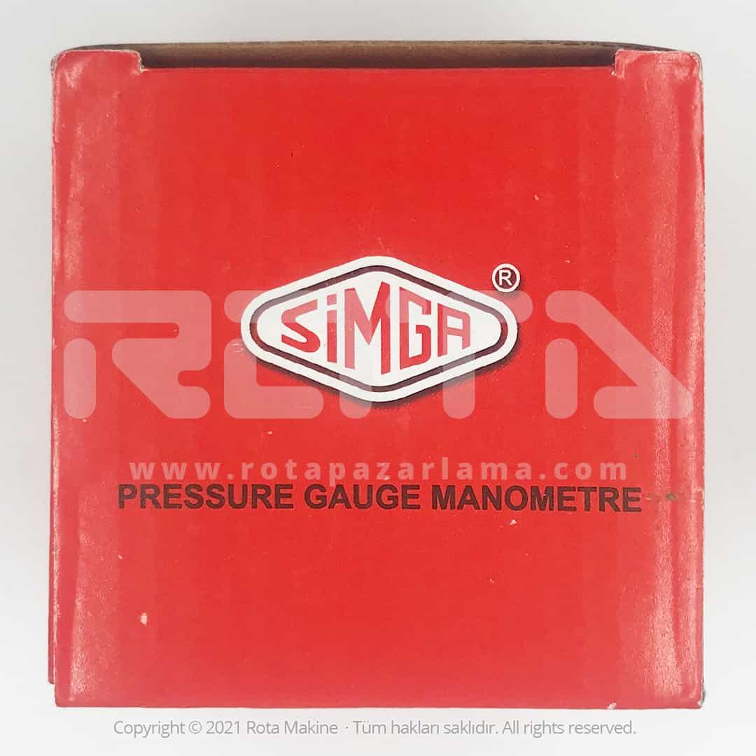 Rota Basincli Yikama Makinesi Basinc Saati Manometre 5 - Basınçlı Yıkama Makinesi Basınç Saati Manometre