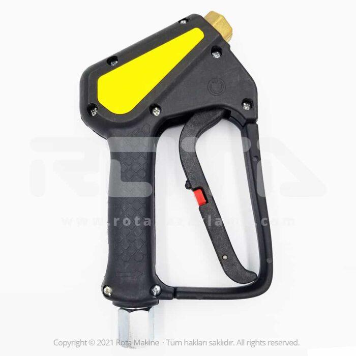 Rota Basincli Yikama Makinesi Basinc Tabancasi Tetikli Kabze - Yıkama Makinesi Basınç Tabancası Tetikli Kabze