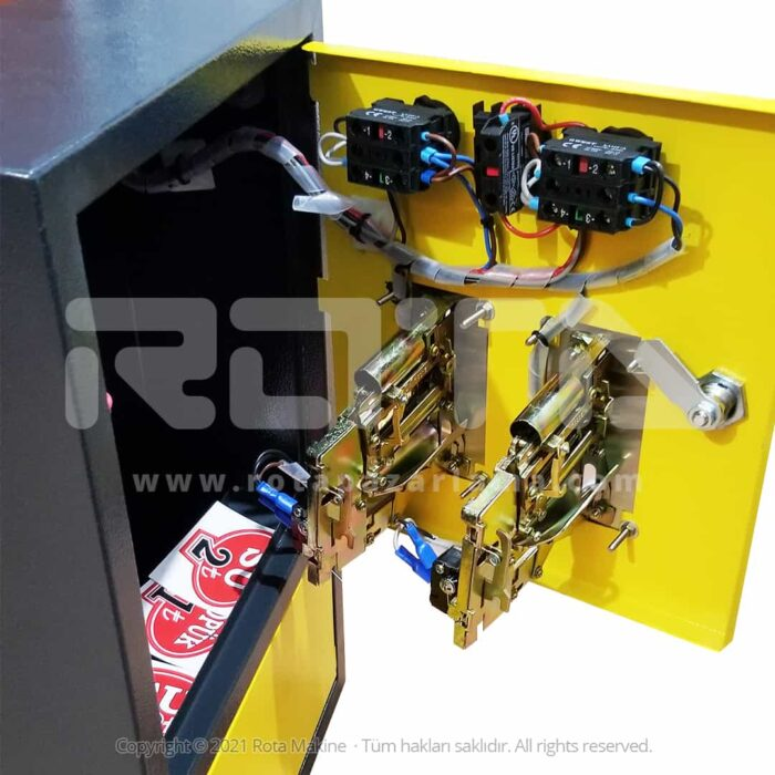 Rota Basincli Yikama Makinesi Parali Kumanda Paneli 2 - Yıkama Makinesi Paralı Kumanda Paneli