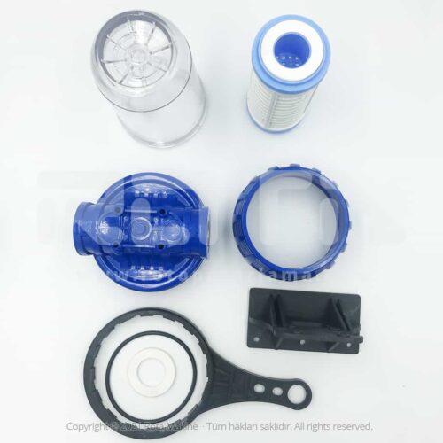 Rota Basincli Yikama Makinesi Su Filtresi Kucuk 500x500 - Yıkama Makinesi Basınç Tabancası Tetikli Kabze