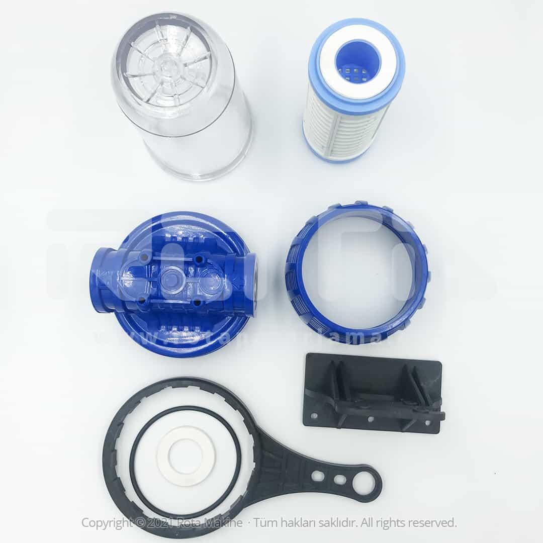 Rota Basincli Yikama Makinesi Su Filtresi Kucuk - Yıkama Makinesi Su Filtresi Küçük