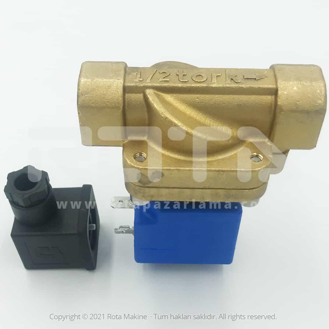 Rota Basincli Yikama Makinesi Tork Selenoid Valf 6 - Yıkama Makinesi Tork Selenoid Valf