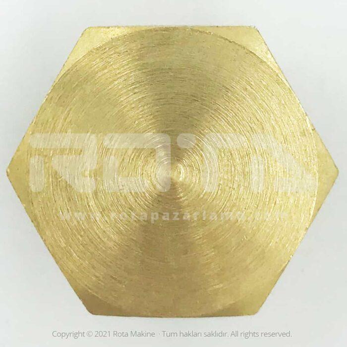rota annovi reverberi pompa sari sibop tapasi 6 - AR Yıkama Pompası Sibop Tapası Sarı