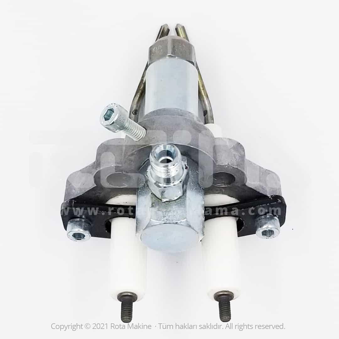 rota isitma grubu omax buji tablasi takimi 4 - Omax Yıkama Makinesi Buji Tablası Takımı