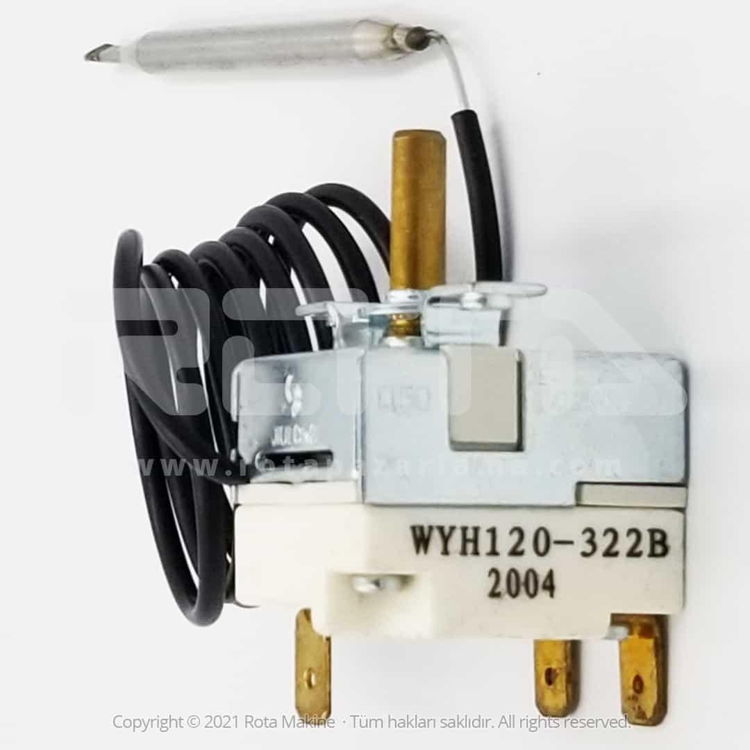 rota isitma grubu termostat 2 - Yıkama Makinesi Termostat
